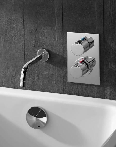 Grifería termostática para ducha T-2000 de Roca