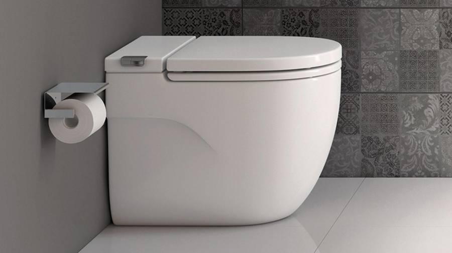 Lavabo e inodoro en uno W+W de Roca